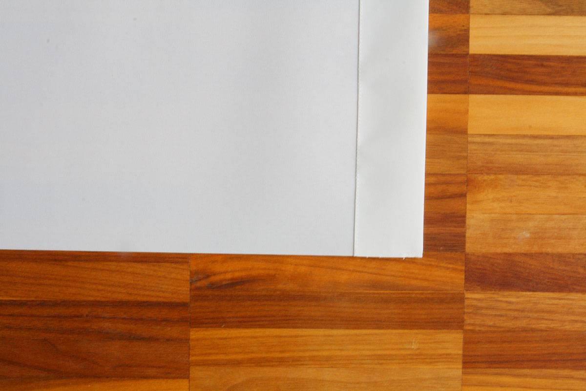 stoffmuster fl chenvorhang blickdicht weiss. Black Bedroom Furniture Sets. Home Design Ideas