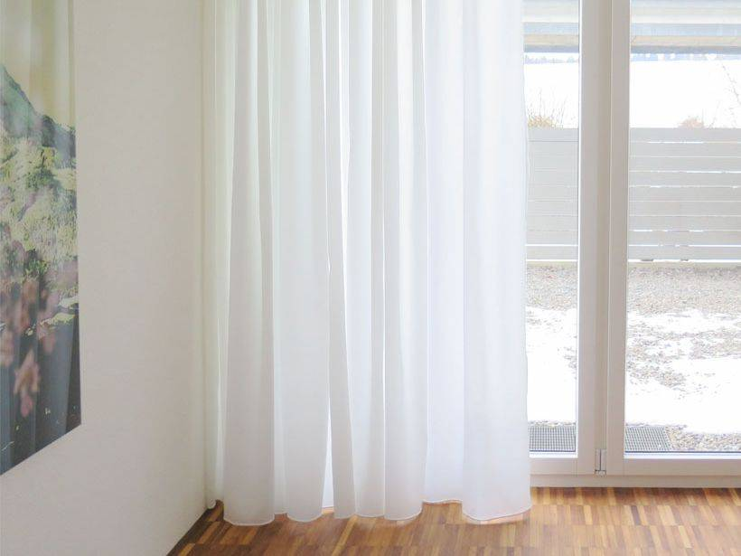 vorhang blickdicht online bestellen. Black Bedroom Furniture Sets. Home Design Ideas